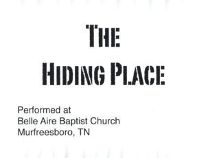 TheHidingPlaceCover