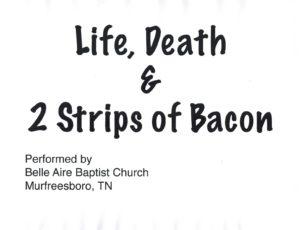 bacon cover